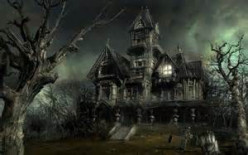The Haunted House of Huckleberry Hill