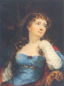 Ada's mother, Lady Millbanke