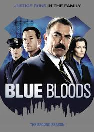 Blue is Their Color and Blood is Their Family.