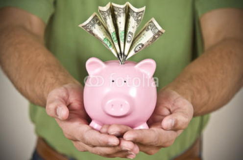 Try to accumulate at least 6 months earnings as an emergency fund