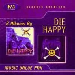 """1998 """"Die Happy/Volume II"""" 2-on-1 reissue"""