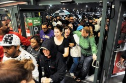 Safety Tips for Black Friday