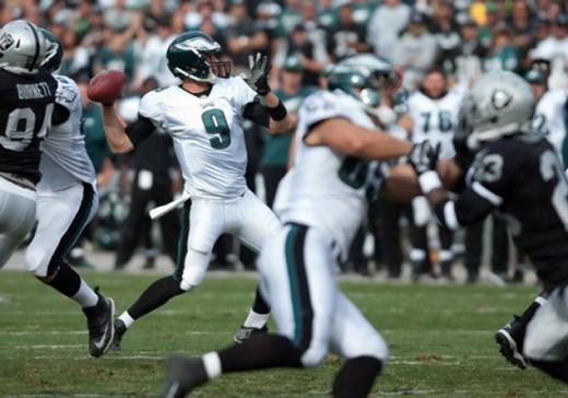 Philadelphia Eagles QB Nick Foles