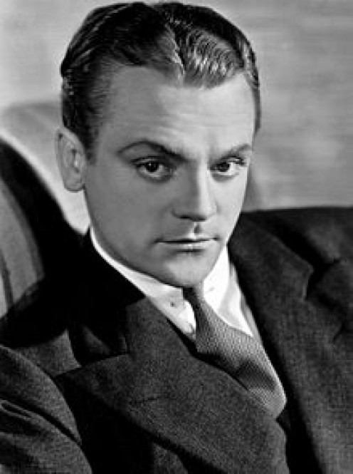 James Cagney thrived in his roles as tough gangsters