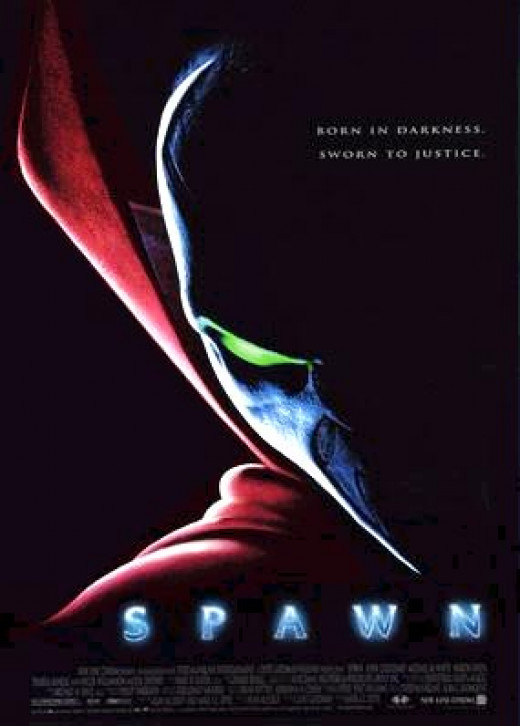 Spawn was FIRST!