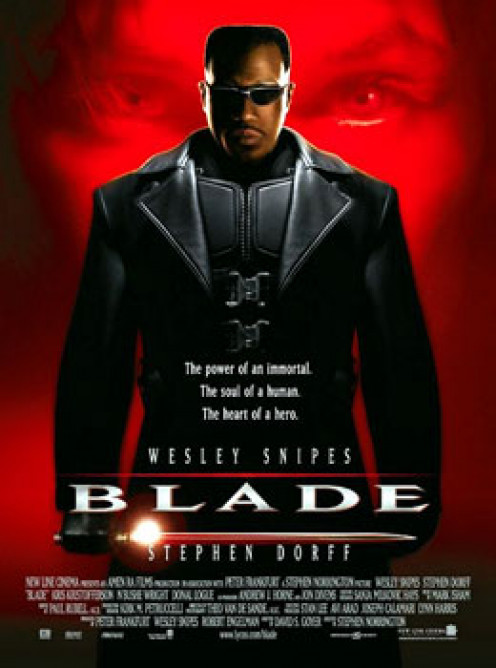 Blade, Marvel's First BSH Movie!
