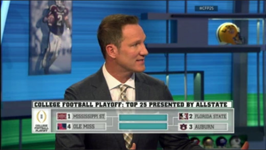 Former Florida Gator Danny Kanell discusses the College Football Playoff selections.