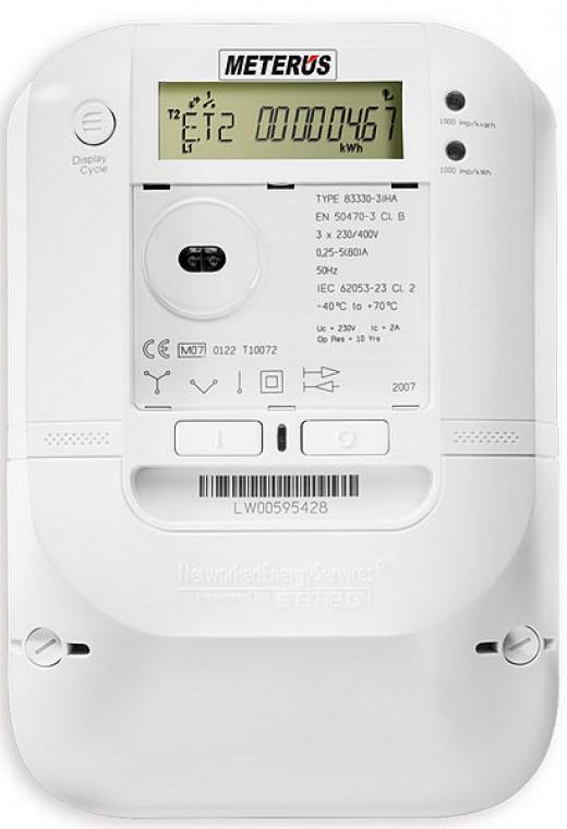 Typical smart meter