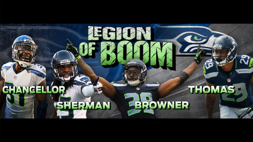 The Legion of Boom should help secure a victory this week.
