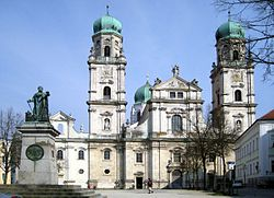 St. Stephan's Cathedral; Source: Wikipedia