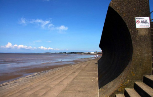 Town's Sea Defences