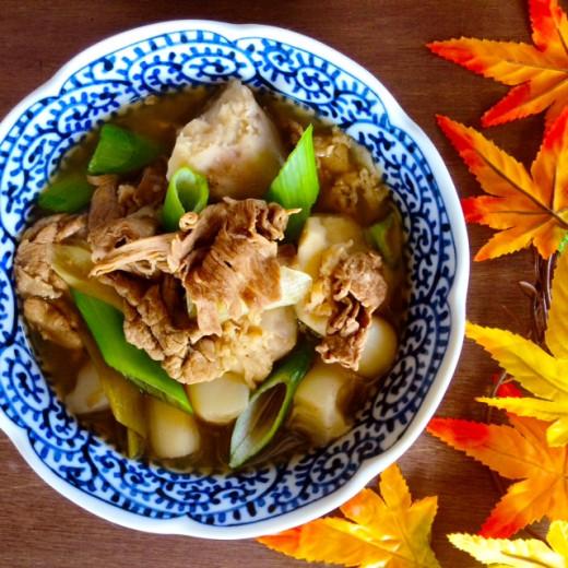 Imoni, Japanese Beef Stew