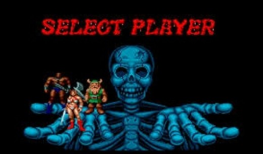 Select between three fighters and you can also fight in two player mode simultaneously. The game is much easier to win at when two people are playing.