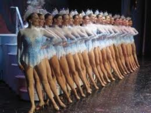 The Rockettes are always worth the price of your ticket