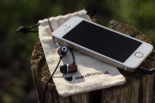 Mediadevil earphones