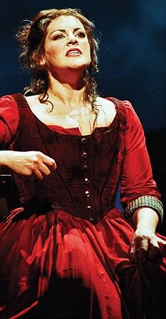 Jodie Prenger as Nancy in Oliver!