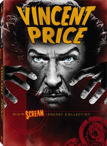 The 'Vincent Price: MGM Scream Legends collection' featuring 7 of hid films for around $25