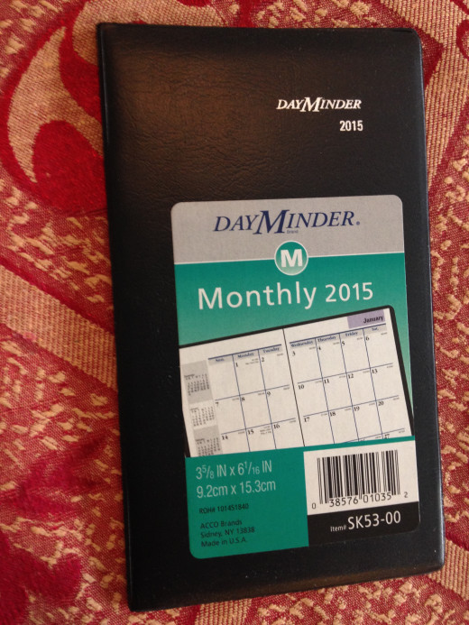 New 2015 calendar from Amazon.  $7.26 total, shipping free with Amazon Prime.