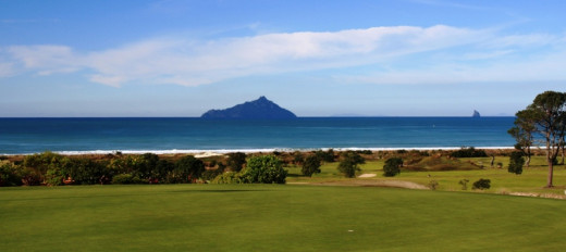 Waipu Golf Course - A great links course