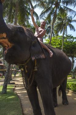 Arrival at Sri Lanka. A Diary of a Travelling Ukrainian