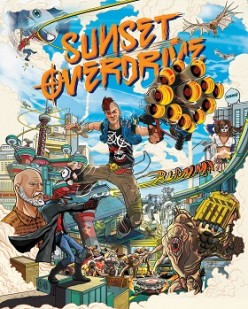 Sunset Overdrive: A Review