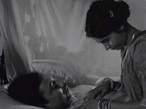 Charulata's brother and sister-in-law planning