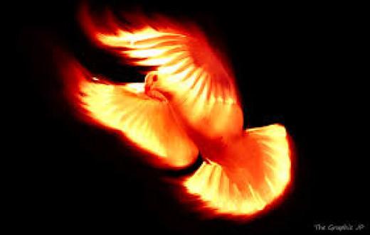 Symbol of the Holy Spirit