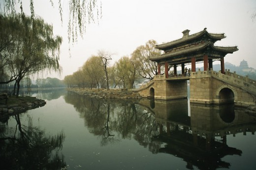 Beijing Summer Palace,Courtesy National Geographic/Photograph by Macduff Everton