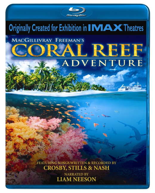Coral Reef Advenuture
