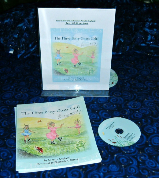 The book is available at: threebettygoatsgriff.com