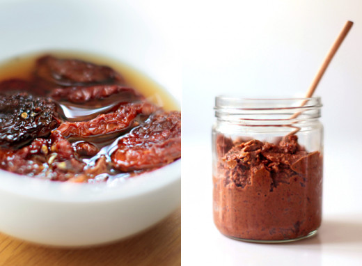 Can't wait to make my awesome homemade sundried tomato pesto with the leftover oil from my jar of sundried tomatoes!