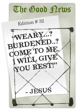 Jesus Give Me Rest
