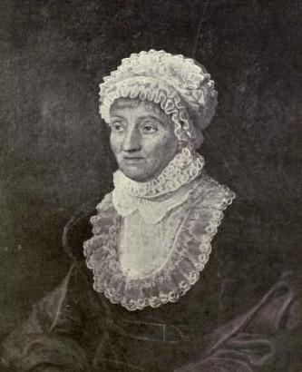 Portrait of Caroline Herschel