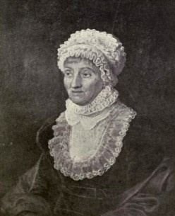 Caroline Herschel - 18th Century Female Astronomer
