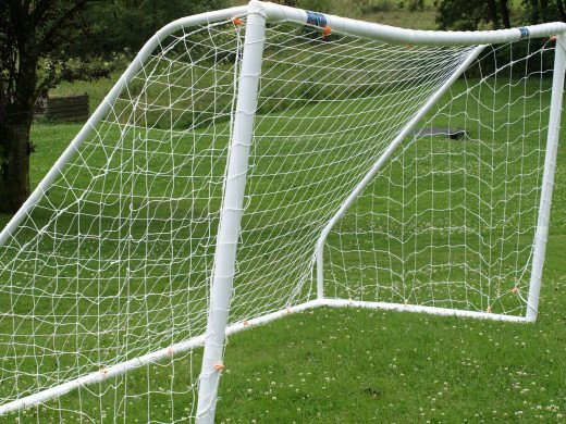 Your Kids Would Enjoy Soccer More with a Backyard Soccer Goal
