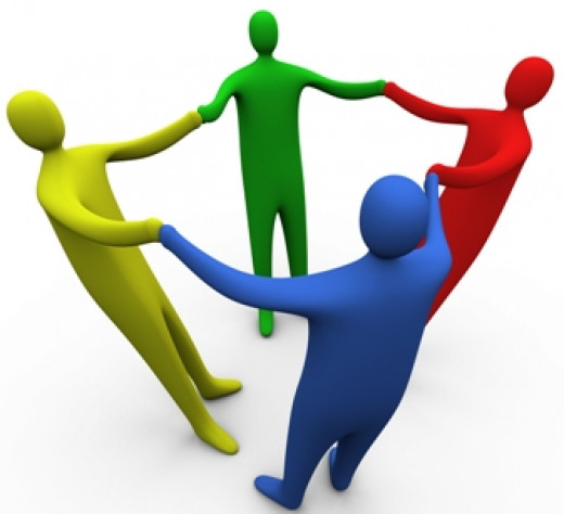 We all are in this together. Understanding social media marketing