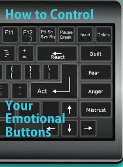 Act Don't React: Learn to Control your Emotional Triggers and Buttons