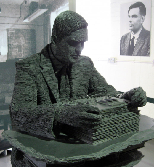 Alan Mathison Turing born 23 June 1912 and died 7 June 1954 was a biologist mathematician and computer scientist.