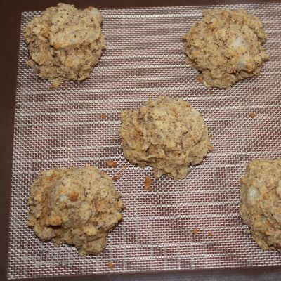 Cheddar Cheese Grain-free Biscuit