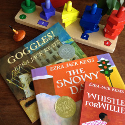 The Snowy Day and other favorite picture books by Ezra Jack Keats