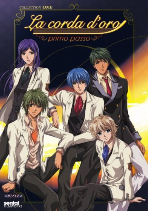 La Corda d'Oro ~ Primo Passo: Collection 1