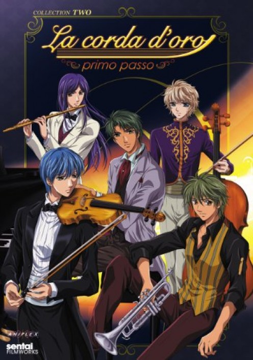 La Corda d'Oro ~ Primo Passo: Collection 2
