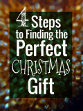 4 Steps to Finding the Perfect Christmas Gift