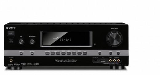 Sony STRDH720 AV Receiver