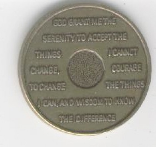 What Is an Alcoholics Anonymous Coin?