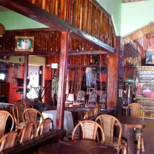 Inside the rebuilt Bamboo Club