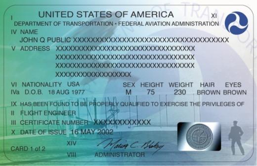 Pilot License