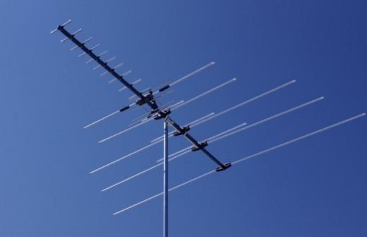 Power booster antenna
