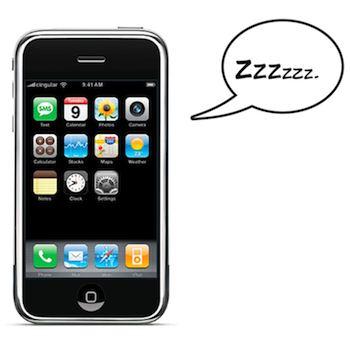 Shhhhhh, your phone is sleeping.