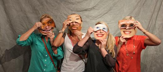Racial Diversity Masks